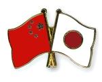 China-Japan flag