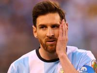 Messi-Retires