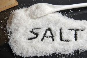 The use of salt1