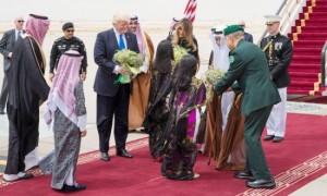 Trump-Lands Arab