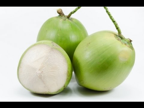 dab, coconut