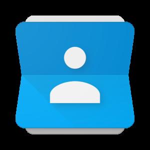 Google_Contacts_logo