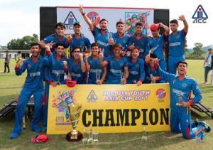 ACC u19 Asia Cup 2017