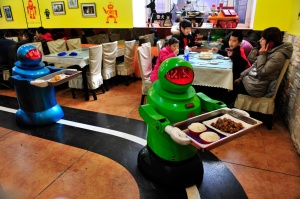 Robots-working