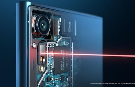 Laser-Auto-Focus