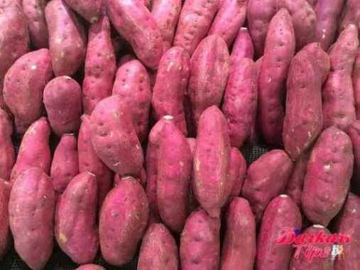 Sweet potato (mishti alu)